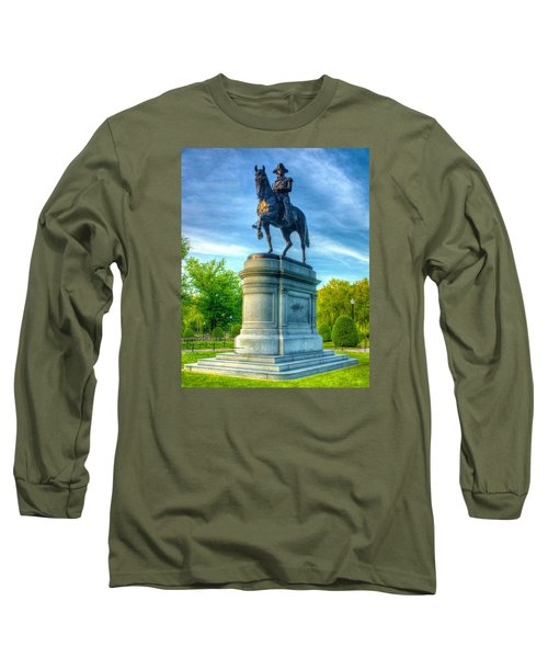 Old George 6355 Long Sleeve T-Shirt
