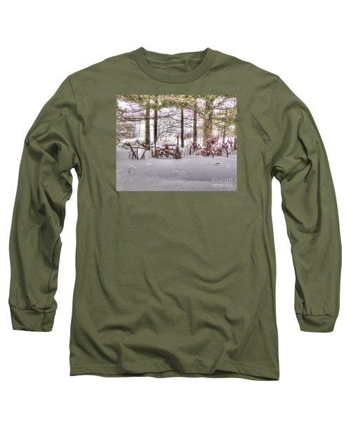 Old 'n Rusty Long Sleeve T-Shirt
