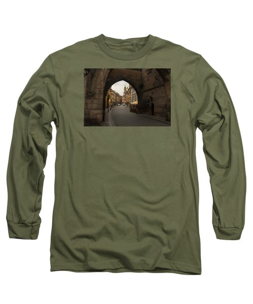 Old Prague Long Sleeve T-Shirt