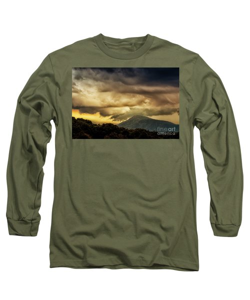 Old Rag View Overlook Long Sleeve T-Shirt