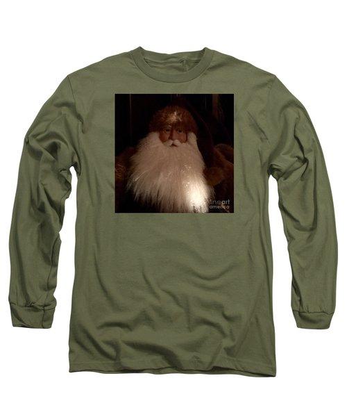 Old Saint Nick Long Sleeve T-Shirt