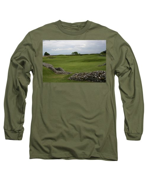 Old Sarum Long Sleeve T-Shirt