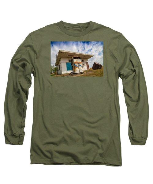 Old Servo Long Sleeve T-Shirt by Keith Hawley