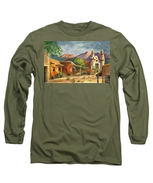 Old Tucson Long Sleeve T-Shirt