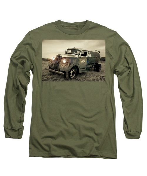 Old Water Truck Long Sleeve T-Shirt