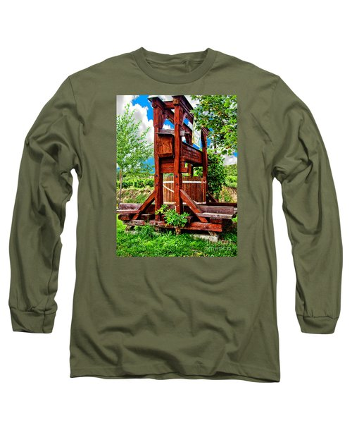 Old Wine Press Long Sleeve T-Shirt