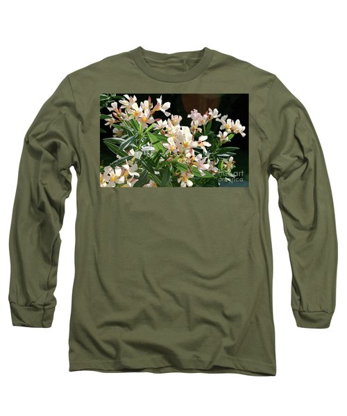 Oleander Petite Salmon 3 Long Sleeve T-Shirt