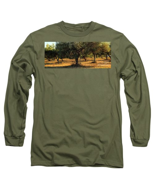 Olive Grove 3 Long Sleeve T-Shirt
