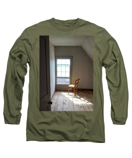 Olson House Chair And Window Long Sleeve T-Shirt