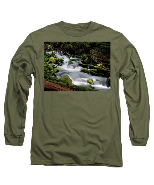 Olympic Spring Long Sleeve T-Shirt