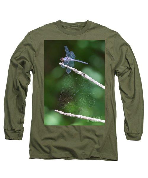 On Gossamer Wings Long Sleeve T-Shirt