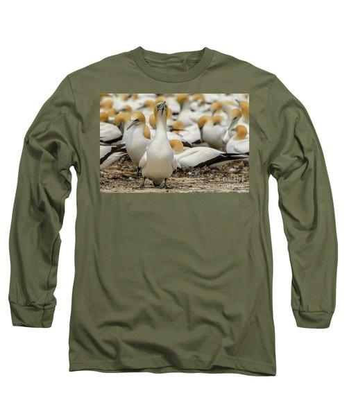 On Guard Long Sleeve T-Shirt