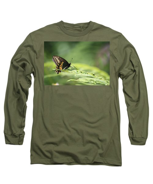 On The Edge Long Sleeve T-Shirt