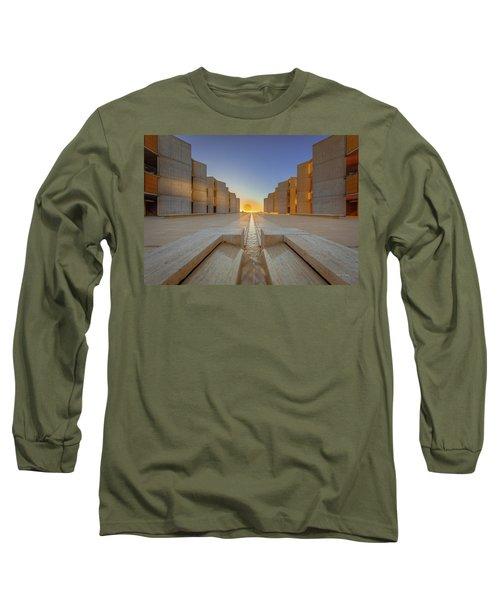 On Opposite Sides  Long Sleeve T-Shirt