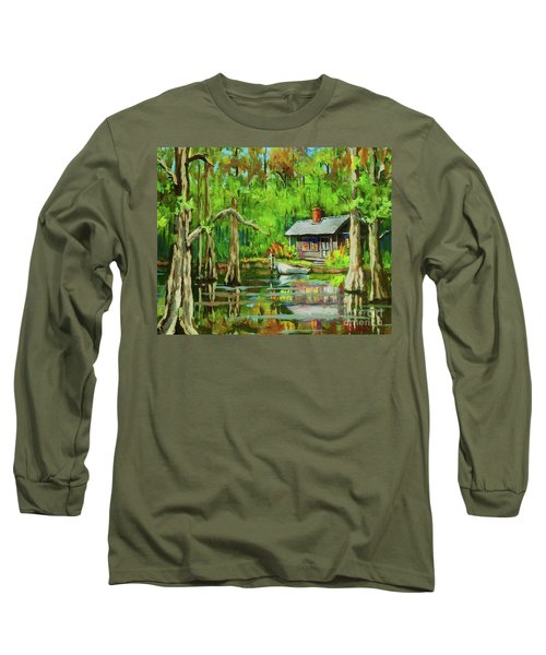 On The Bayou Long Sleeve T-Shirt