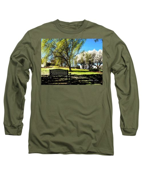 On The Bench Long Sleeve T-Shirt