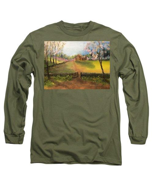 On The Farm Long Sleeve T-Shirt