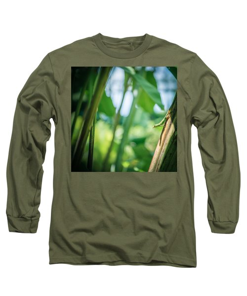 On The Guard Long Sleeve T-Shirt