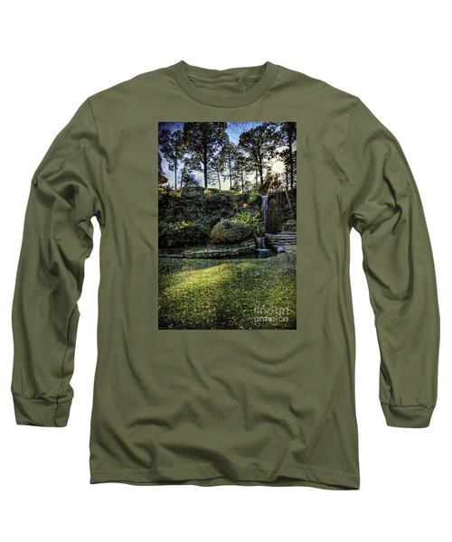 On The Horizon    Long Sleeve T-Shirt by Ken Frischkorn