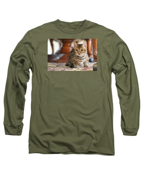 On The Prowl Long Sleeve T-Shirt