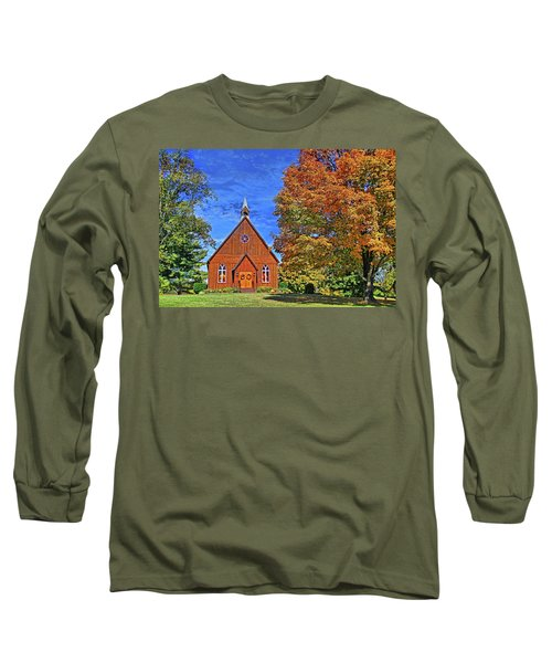 On The Road To Maryville Long Sleeve T-Shirt