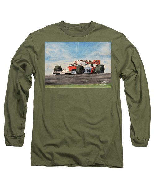 On The Top Long Sleeve T-Shirt