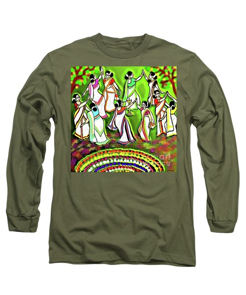 Onam Festival Long Sleeve T-Shirt