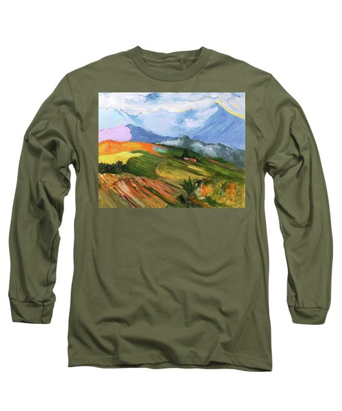 Once There Were Green Fields Long Sleeve T-Shirt