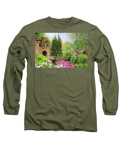 Once Upon A Spring Time Long Sleeve T-Shirt