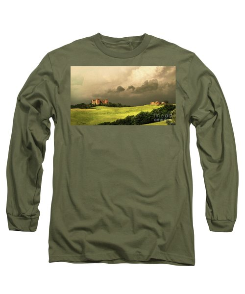 Once Upon A Time In Tuscany Long Sleeve T-Shirt
