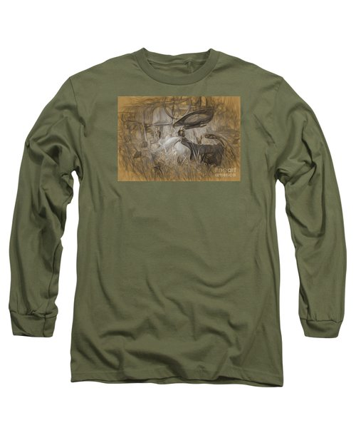 Long Sleeve T-Shirt featuring the photograph Once Upon A Time by JRP Photography