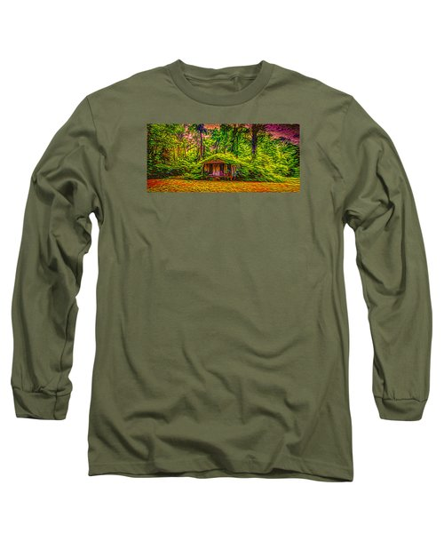 Once Upon A Time Long Sleeve T-Shirt by Louis Ferreira