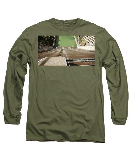 One Heckuva Waterslide Long Sleeve T-Shirt