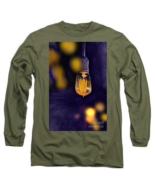 One Light Long Sleeve T-Shirt by Allison Ashton
