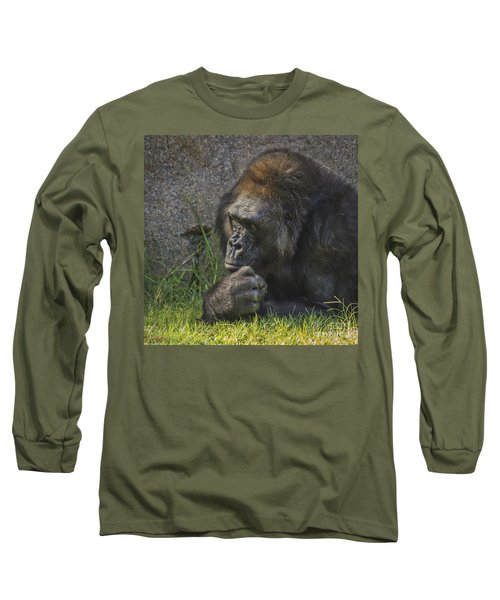 One Of These Days Alice Long Sleeve T-Shirt