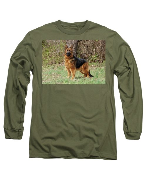 Long Sleeve T-Shirt featuring the photograph Onja by Sandy Keeton
