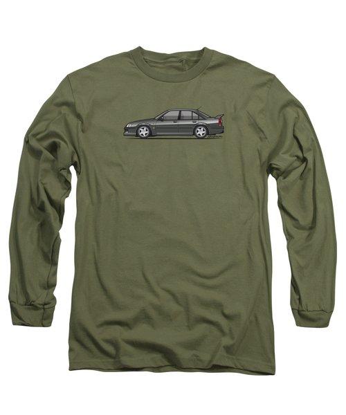 Opel Lotus Omega / Vauxhall Lotus Carlton Type 104 Long Sleeve T-Shirt