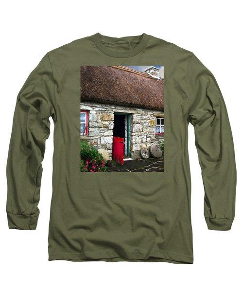 Open Door Long Sleeve T-Shirt