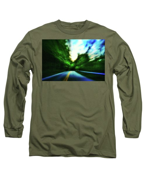 Open Road Long Sleeve T-Shirt