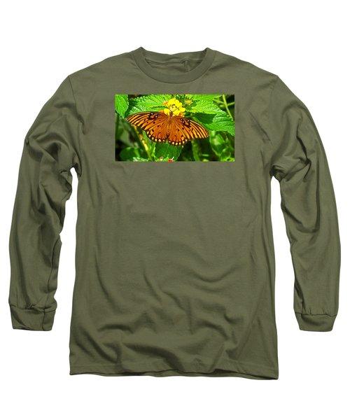 Open Wings Long Sleeve T-Shirt