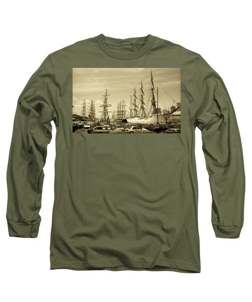 Operation Sail 1992 Brooklyn Long Sleeve T-Shirt