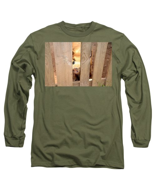 Opie Long Sleeve T-Shirt