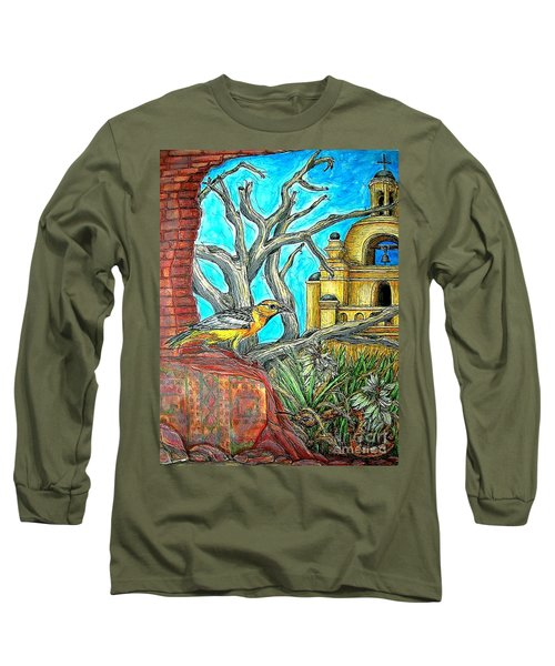Opposing Points Of View Long Sleeve T-Shirt by Kim Jones