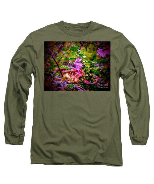 Opulent Lily Long Sleeve T-Shirt