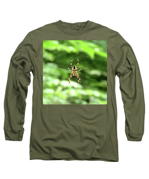 Orb Weaver Long Sleeve T-Shirt