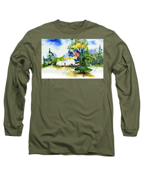 Orchard Springs Bear Long Sleeve T-Shirt
