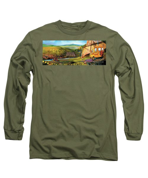 Orchard Valley Long Sleeve T-Shirt