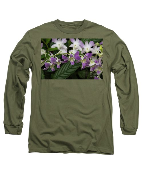 Orchid Beauty Long Sleeve T-Shirt