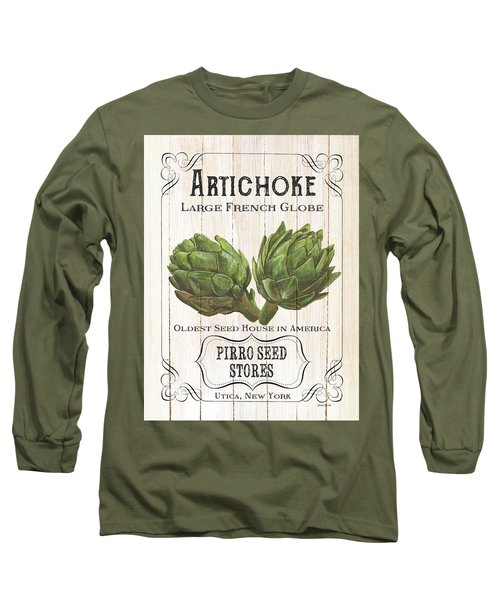 Organic Seed Packets 1 Long Sleeve T-Shirt