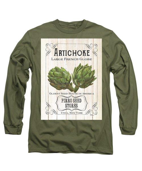 Organic Seed Packets 1 Long Sleeve T-Shirt